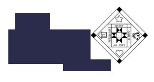 Petaluma Quilt Guild Logo