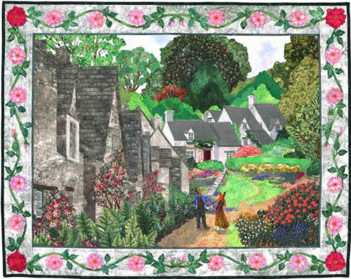 Meri-Vahl-Arlington-Row-Bibury-Village