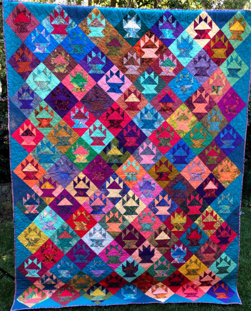 Opportunity Quilt 2021